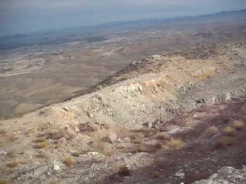 Blue Diamond Nevada Blue Diamond Hill Summit