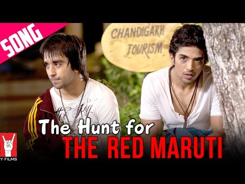 The Hunt For The Red Maruti - The Sounds Of Mere Dad Ki Maruti