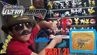 SILVER & GOLD!!! Pokemon Card Battle! ULTRA PRISM Elite Trainer Box! Shady Squad Vs Corllector Crew!