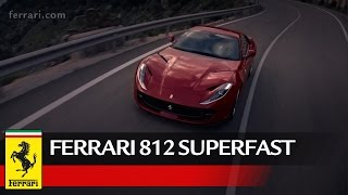 Ferrari 812 Superfast - Official Video