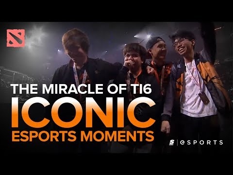 Most Iconic Esports Moments Miracle Of Ti6 Tnc Vs Og