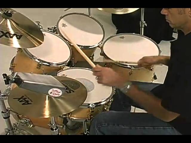 Constructing Grooves with David Garibaldi