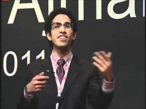 TEDxAjman - Fahad Al Butairi - Haha, Wait, what?