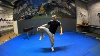540 Kick Tutorial