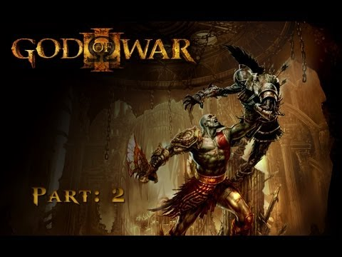 God Of War 3 (Walkthrough) Part 2- Poseidon