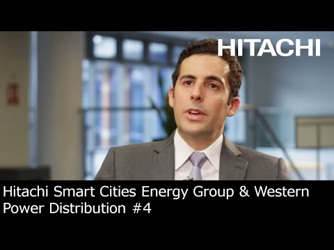 Hitachi Smart Cities Energy Group & Western Power Distribution joint venture (UK) : benefits