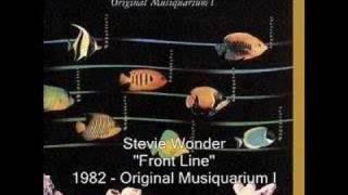 Watch Stevie Wonder Front Line video