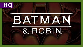 Batman & Robin (1997) Trailer