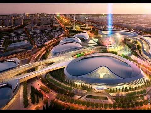 Астана - город будущего EXPO 2017
