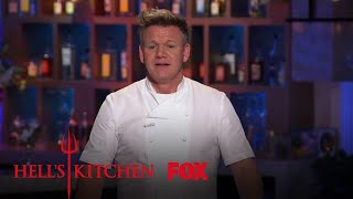 Gordon Ramsay Announces The Winner Of The Punishment Pass | Season 18 Ep. 2 | HELL'S KITCHEN