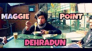 The Famous Maggie Point Of Dehradun | Padmawati Protests | Harley And Ninja 300 |