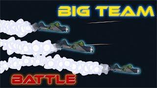 Big Team Battles! (Tanya's Mod) - Forts RTS [103]