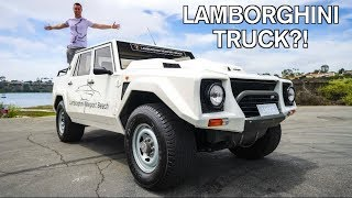 5 INSANE Features Of The Lamborghini LM002 Truck You NEVER Knew