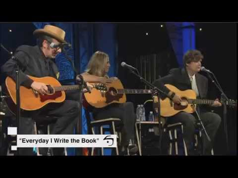 Ron Sexsmith - Everyday I Write The Book