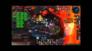 WoW Cata - How to Tank DS for Dummies! - Madness of Deathwing LFR
