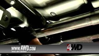 Jeep Exhaust Winner: Installing a MagnaFlow Exhaust System