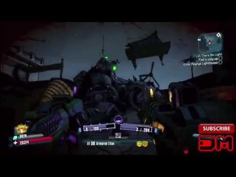 Borderlands 2 : Bioshock Big Daddy & Little Sister Easter Egg video