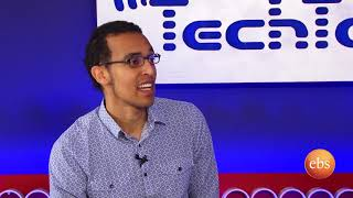 TechTalk With Solomon S5 E9 Part 2 - Michael Mekonnen MIT Grad. & Google Software Engineer