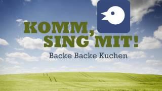 Watch Volkslied Backe Backe Kuchen video