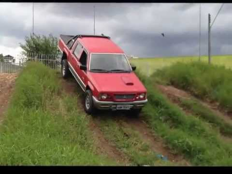 L-200 4x4 CD TURBO Diesel. Test Drive. Porque comprar!!