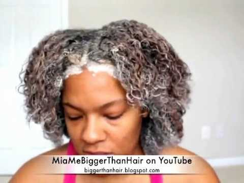 How to See All the Textures of Your 3b - 4c Hair - NATURAL Spiral HAIR