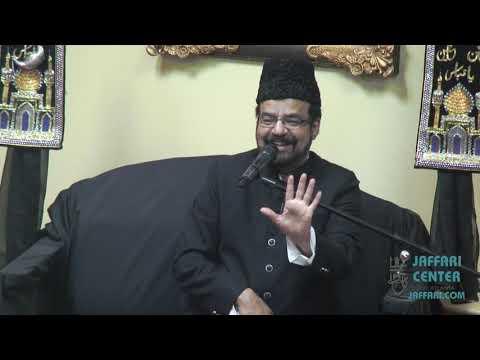16th Saffar 2019/1441 Maulana Abid Bilgrami Majlis