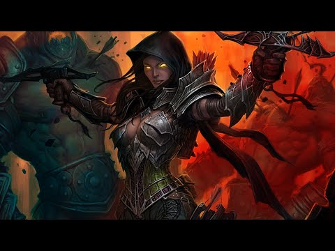 Diablo 3 Livestream Demon Hunter Rifting