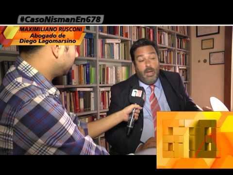 Entrevista con Rusconi
