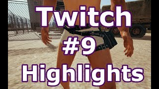 ZeroHP Twitch Highlights and Funny Moments #9 - Playerunknown's Battlegrounds