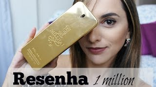 Resenha: Perfume 1 million Paco Rabanne