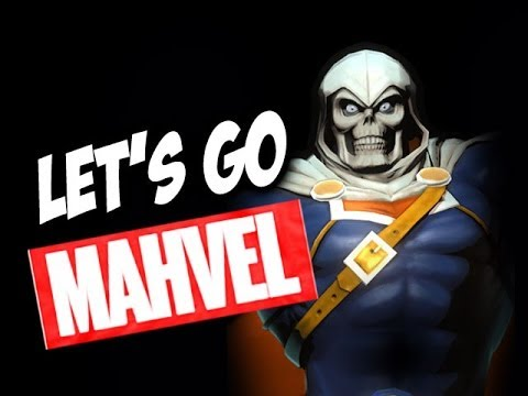 FINALE! Let's Go Mahvel Part 7 (Ultimate Marvel Vs. Capcom 3)