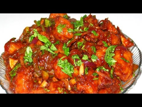 "Hyderabadi Special Recipe ""Spicy Chicken 65 """