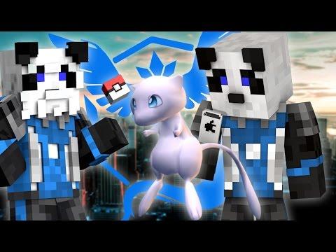 Pokemon GO - CATCHING MEW! (Minecraft Pokemon GO) Episode 2