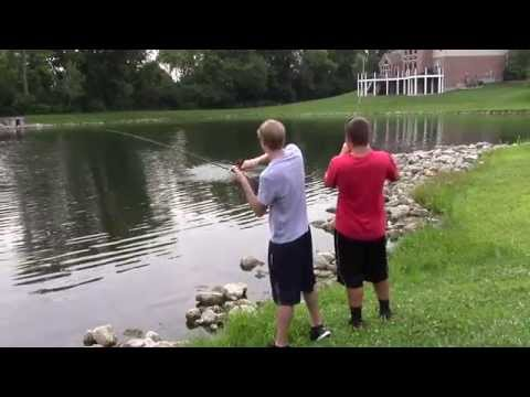 Bass Fishing -