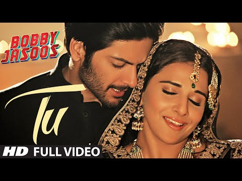 Tu Full Video Song | Bobby Jasoos | Vidya Balan | Papon | Shreya Ghosal video
