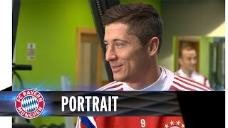 Robert Lewandowski | Portrait