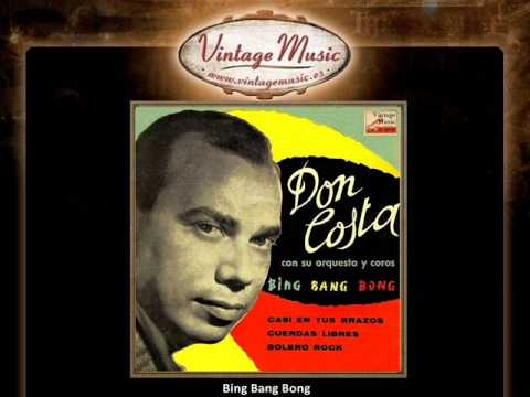 Don Costa And His Orchestra -- Bing Bang Bong (vintagemusic.es) video