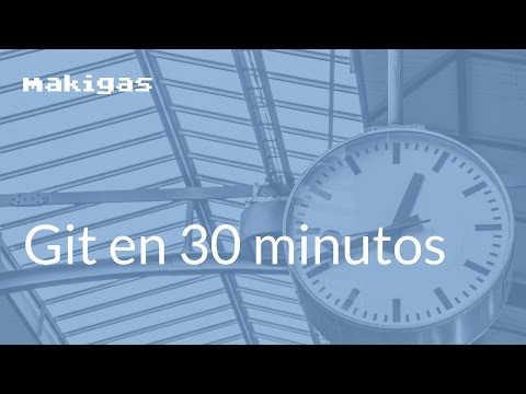 Tutorial de Git en media hora