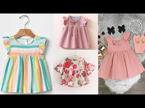 Top cotton baby frock designs 2018 for eid || frocks design baby girl || new designs of baby frocks