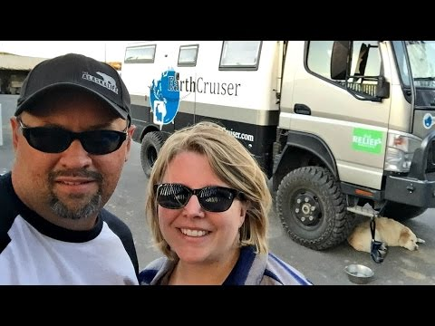 Earth Cruiser 4x4 Expedition Vehicle & Test Ride ~ Overlanding around the world