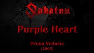 Watch Sabaton Purple Heart video