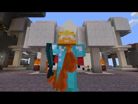 Minecraft Xbox 360: Serie Twitch Ep26 con MODs Caballo de fuego