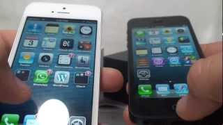 iPhone 5(cinco) MI Review (BLANCO O NEGRO? PRECIOS)