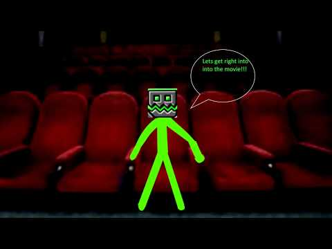 First real animation Gosubbou's trip to the movies