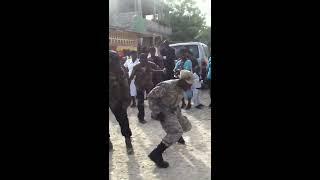 Haitian Funeral,