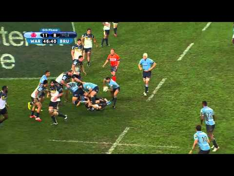 Waratahs v Brumbies Super Rugby Semi-final | Super Rugby Video - Waratahs v Brumbies Super Rugby Sem