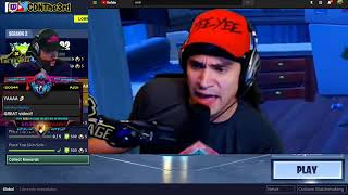 CDNThe3rd Reacts to How CDNThe3rd Really Plays Fortnite