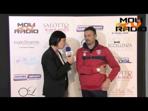 Cap. Campobasso Calcio - Antonio Minadeo