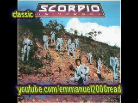 Scorpio Universel Casket Sou Tet Kanaval 1981