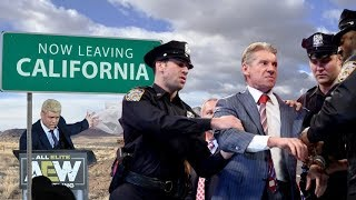 The Real Reason WWE May Be Kicked Out Of California